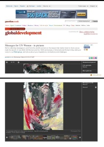 Guardian UK Global Development published 2010