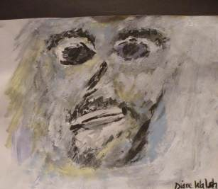 Copy of Bewildered Man - By Diane Walsh - 2010